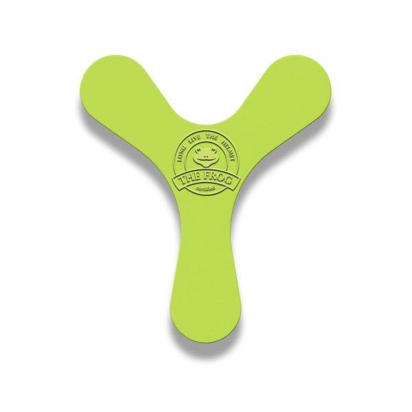 Soporte-para-casco-de-moto-the-frog-helmet-color-amarillo-verde